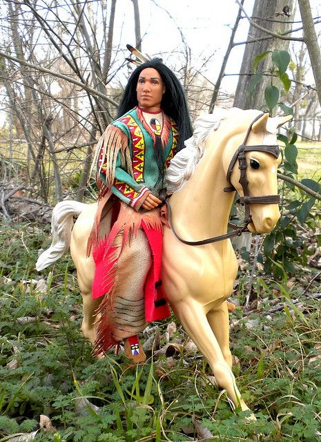 kocoum barbie pocahontas doll by plumaluna07@sbcglobal.net, via Flickr