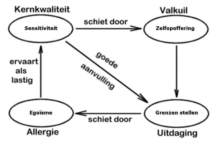 """Een afbeelding uit het gratis E-boek voor #HSP ers """"De 3 geheimen van een ontspannen voorbereiding op een lastig gesprek"""" http://www.effectiefsensitief.nl/zelfhulp.html"""
