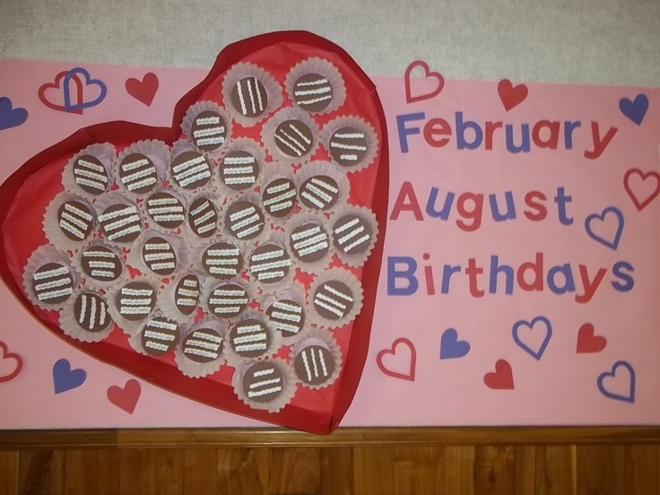 valentine's day bulletin board ideas college