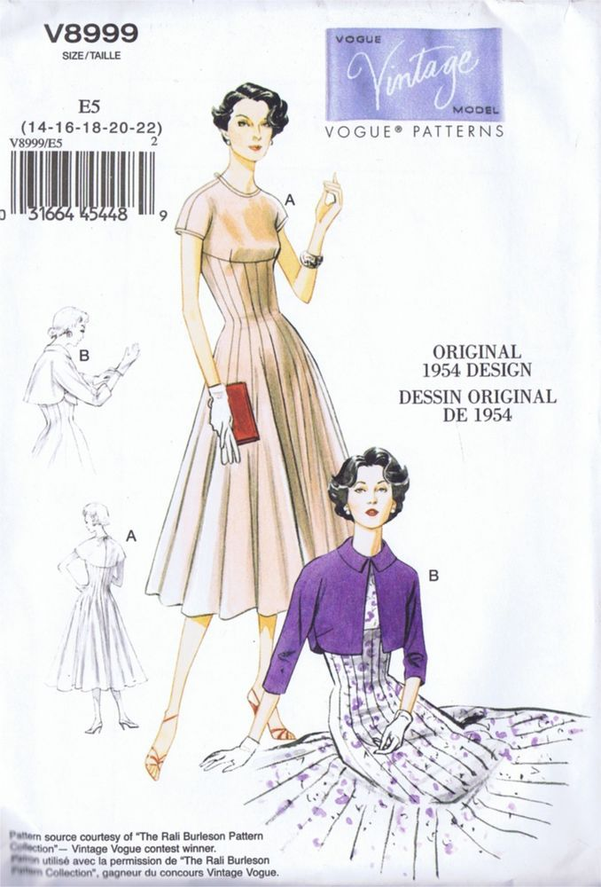 New in Collectibles, Sewing (1950-Now), Patterns