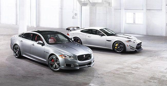 Jaguar XKR - S