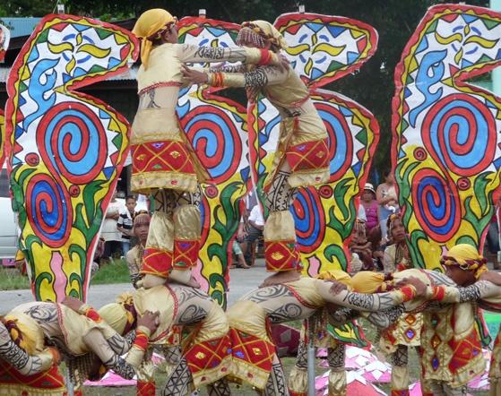 Dance Festival. Hinunangan Southern Leyte Eastern visayas