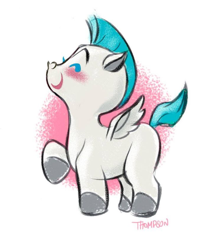 Baby Pegasus (Hércules)