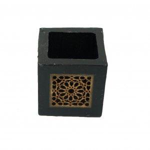 Moroccan Handmade Wax Tea-light Candle Holder