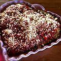 Les Aubergines à la parmesane, c'est un de mes plats préférés, je ne sais pas si je dois le classer en entrée, en plat, en accompagnement,...