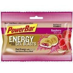 PowerBar Gel Blast Energy Chews, Strawberry Banana, Box of 8 $35.99   Use before or during moderate and high-intensity exercise    PowerBar C2MAX energy blend for more energy to muscles    8 pouches per box