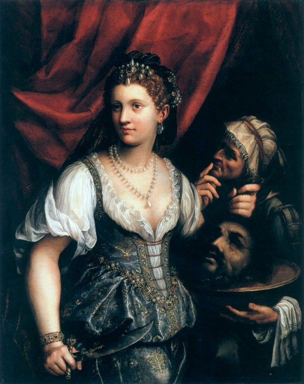 Fede Galizia, Judith with the Head of Holofernes, 1596, John and Mable Ringling Museum of Art, Florida