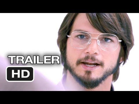 Jobs Official Trailer #1 (2013) - Ashton Kutcher