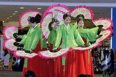 Korean Cultural Performance
