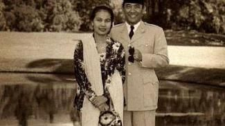 Cerita Cinta Bung Karno dan Hartini Berawal dari Sayur Lodeh