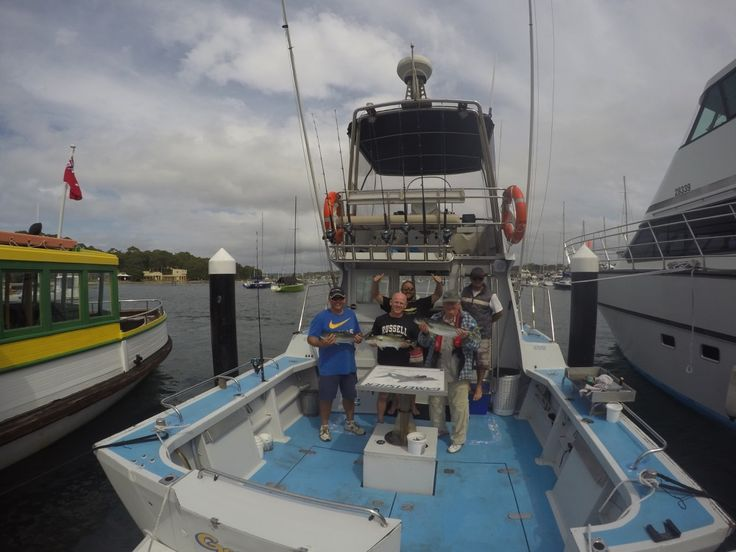 King fishing with Sydney Premium Charters - http://sydneypremiumfishingcharters.com.au/king-fishing-with-sydney-premium-charters/