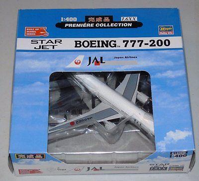 Estate Pickers Hasegawa 1:400 Japan Airlines JAL Boeing 777 Metal Lot of 4