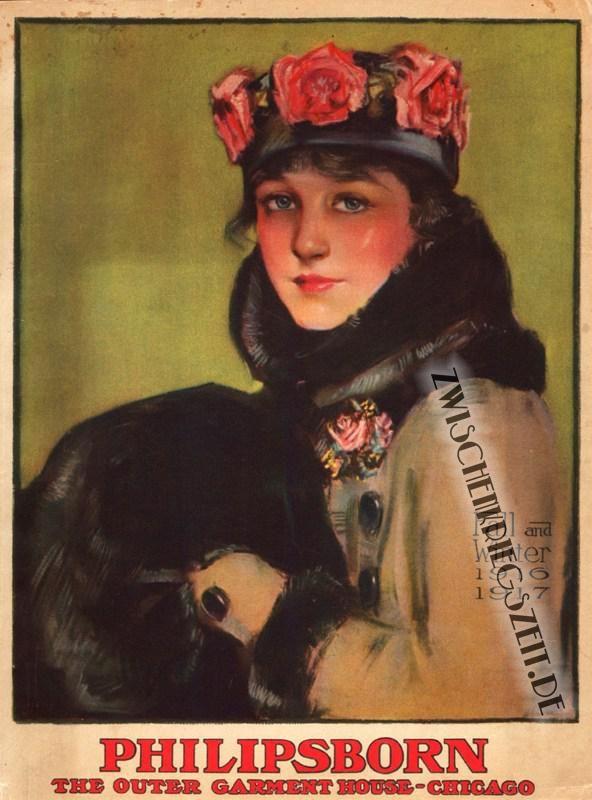 1916-1917. Philipsborn Katalog > 1916-17 Philipsborn Cover.  Весь каталог здесь: http://www.zwischenkriegszeit.de/photogallery.php?album_id=52