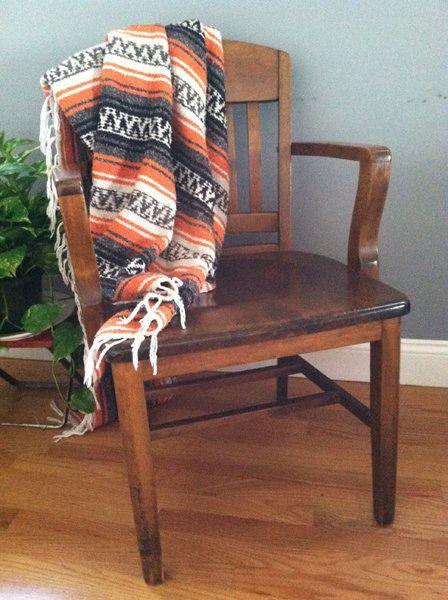 Classic vintage office looks! 1920's wood office chair!  http://krrb.com/lbridge