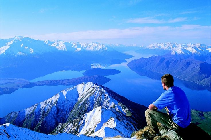 Is this on your Bucket List: Hiking in Lake Wanaka