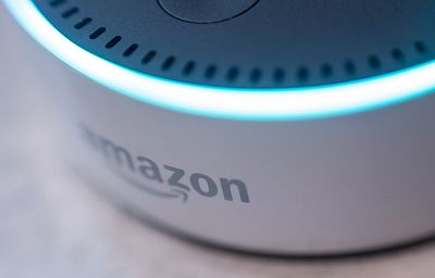 "Personal Assistant - ""Alexa, Would You Like To Go To Work With Me Today?""  Alexa's introduction to the office appears to be the first step in replacing human office assistants with AI-powered virtual alternatives."