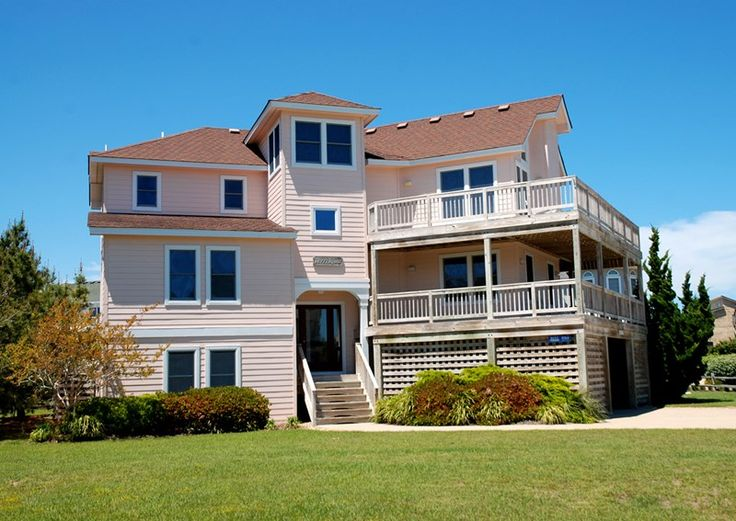Twiddy Outer Banks Vacation Home - TerrAqua - Duck - Oceanside - 6 Bedrooms