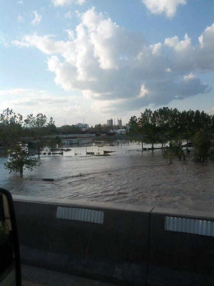 Alberta floods, June 2013