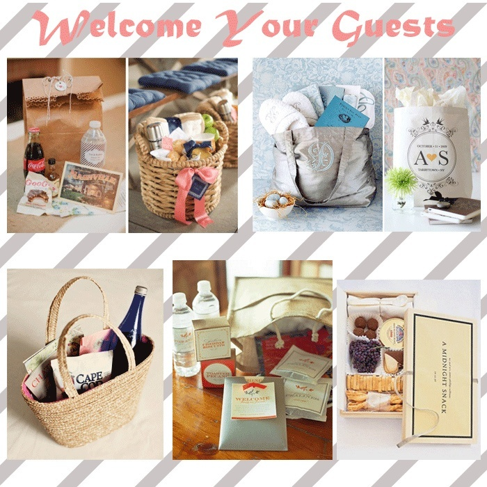... wedding ideas swag bags wedding baskets wedding welcome bags gift bags