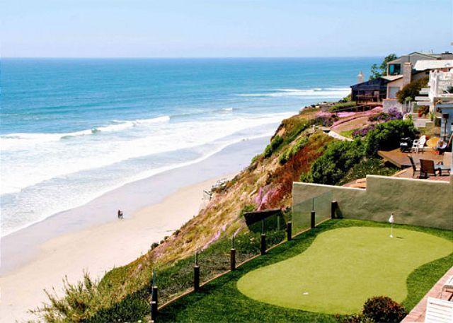 San Diego Beach Rental | Encinitas Oceanfront Home