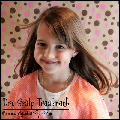 Girly Do's By Jenn: Dry Scalp Treatment