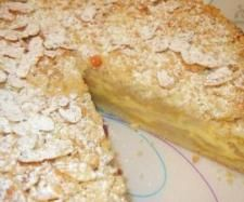 Rezept Apfelschmand unter Mandelstreusseln von ingridmonikaweber - Rezept der Kategorie Backen süß