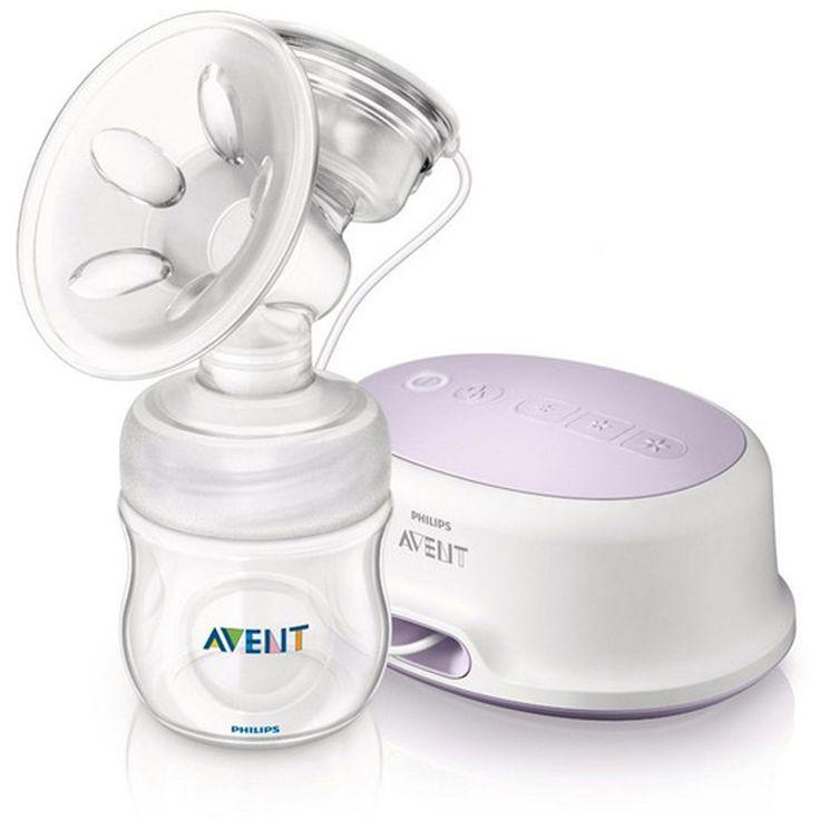 Avent-philips Tire lait électronique simple natural avec accessoires de Avent-philips