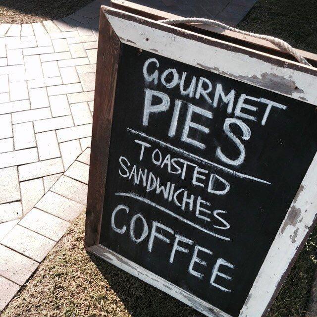 Keeping it simple | Sandwich board