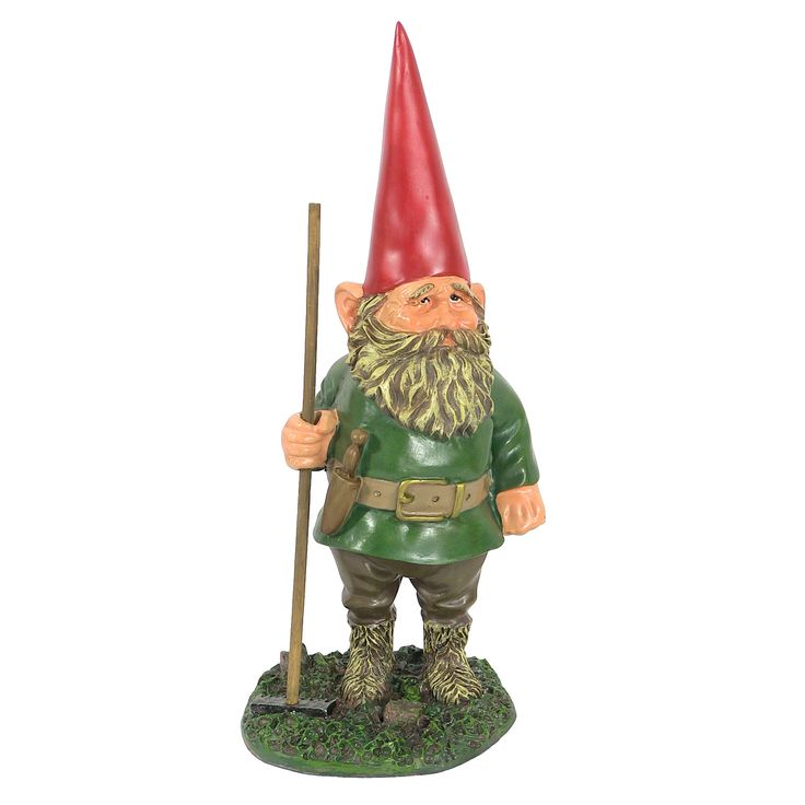 Woody Jr. the Gnome