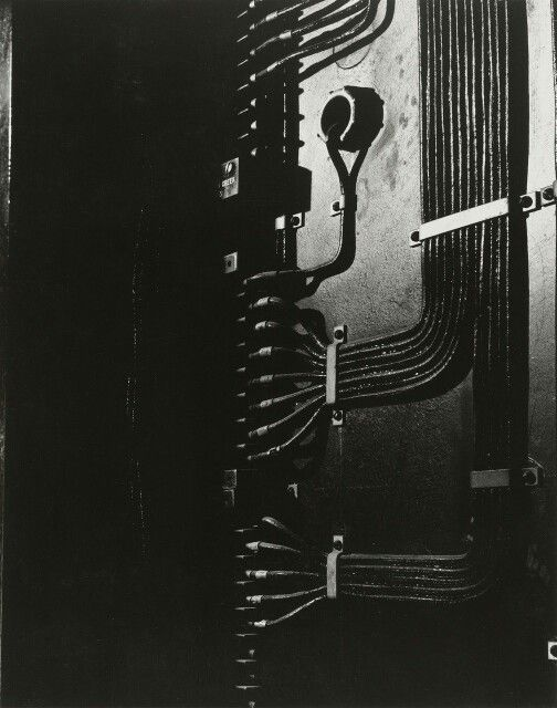 Minor White, Pacific Gas and Electric Company, 1947