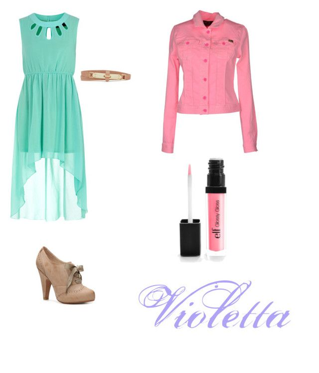 """""""Violetta"""" by balma-fashion ❤ liked on Polyvore featuring Dorothy Perkins, Met Unique, Not Rated and Reiss"""
