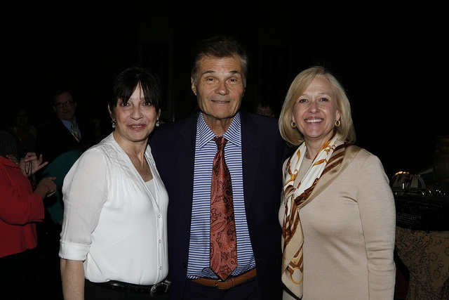 Meet Fred Willard by PBS PressRoom, via Flickr #PBSam