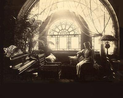 Victorian photo, 1880 | Beautiful Century blog. | Flickr
