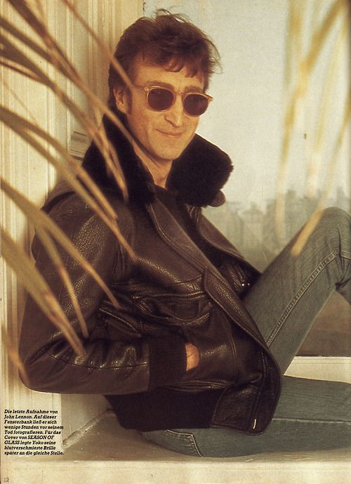 34 years have passed since the death of this beautiful soul...Remember Peace, Remember John.