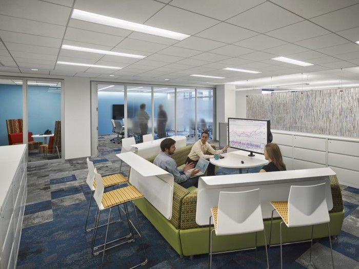 Htspotted Fourcast Chairs At Biogen Idec Cambridge Campus Expansion Hightower Spotted