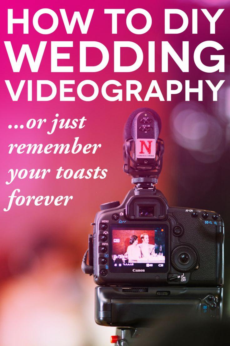 Diy Wedding Videography Tips For Non Pros
