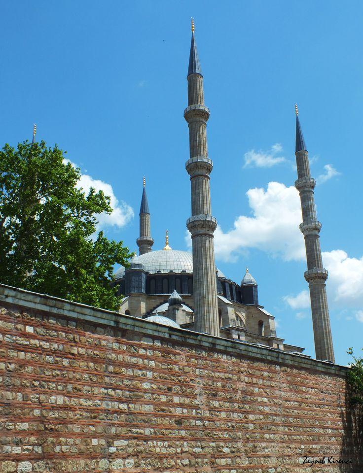 Selimiye Mosque, Edirne (May 2014)