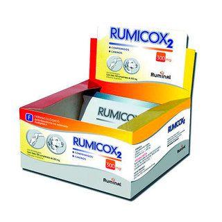 Rumicox - Etodolac comprimidos antiinflamatorio no estoroide - analgesico - antipiretico — Foyel farmacia veterinaria