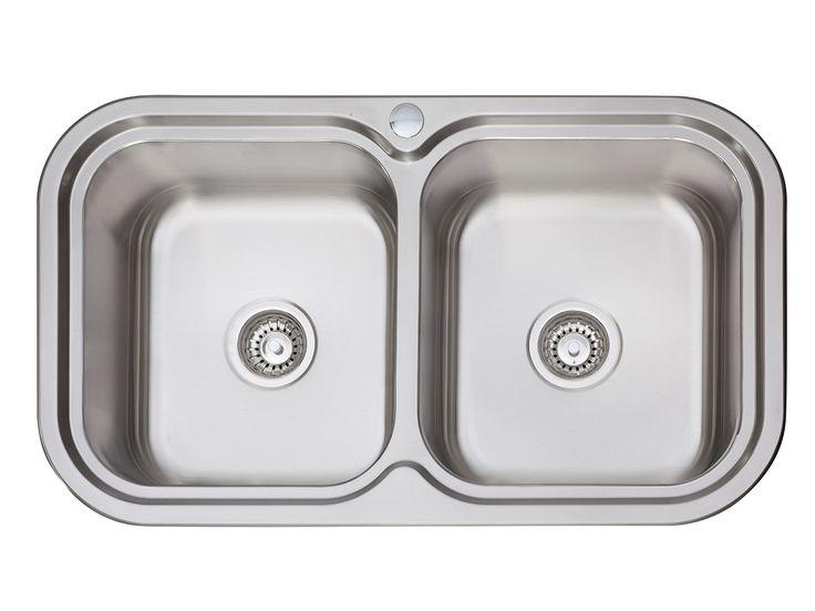 Double Undermount/Inset Sink