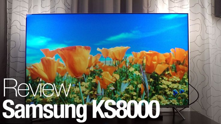 Samsung's KS8000 series includes four 4K HDR TVs equipped with massive brightness and quantum dot color. They're some of the most valuable HDR TVs we've seen.