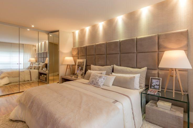Cabeceiras espetaculares são destaque nestes dormitórios