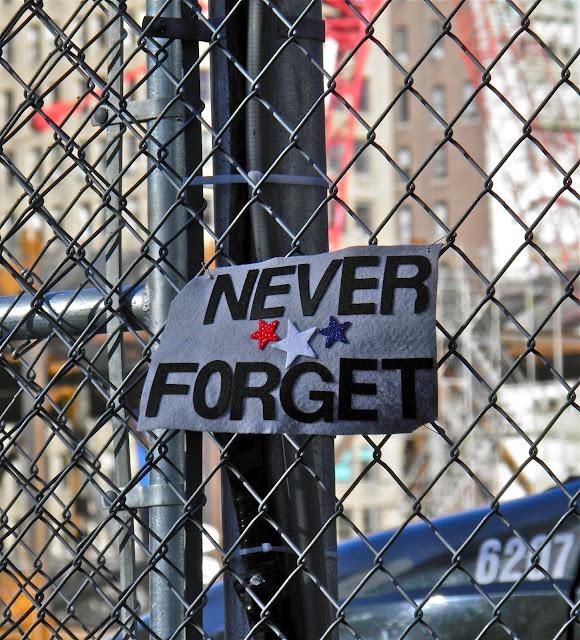 Ground Zero - World Trade Center, New York