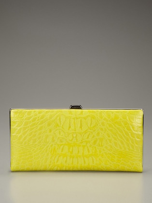 sunny little clutch. :) | Fashion. | Pinterest | Products, Clutches ...