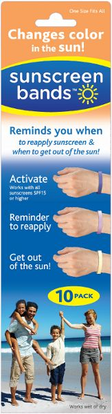 The NapTime Reviewer: Stay Sun Safe with Sunscreen Bands + Giveaway @naptimereviewer