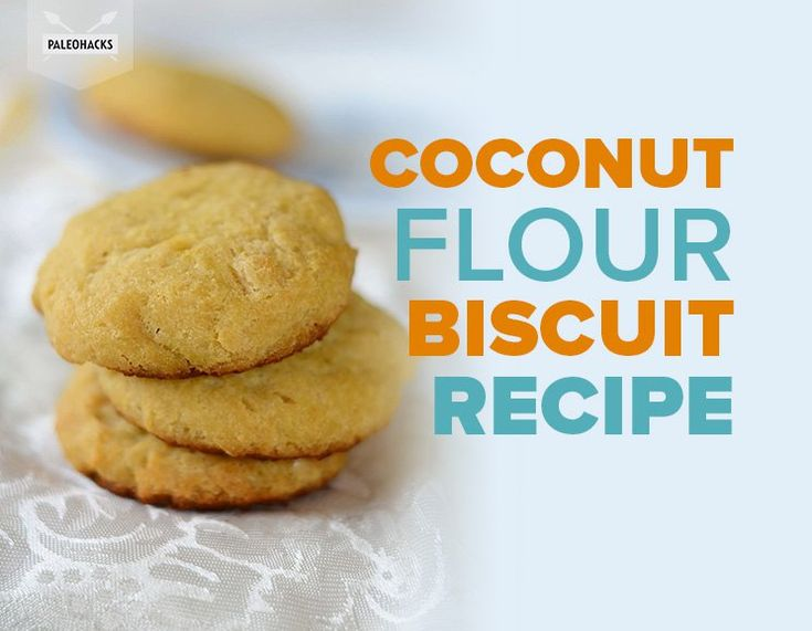 Coconut Flour Biscuit Recipe 1/3 cup coconut flour 1/4 cup arrowroot starch 1/2 t baking soda 1/4 t salt 1/3 cup cold coconut oil 1 T honey 1 egg 2 egg whites