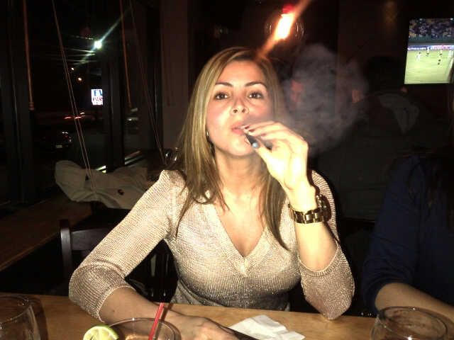 Out and enjoying life with FLUID E HOOKAHS! Visit us at fluidhookah.com