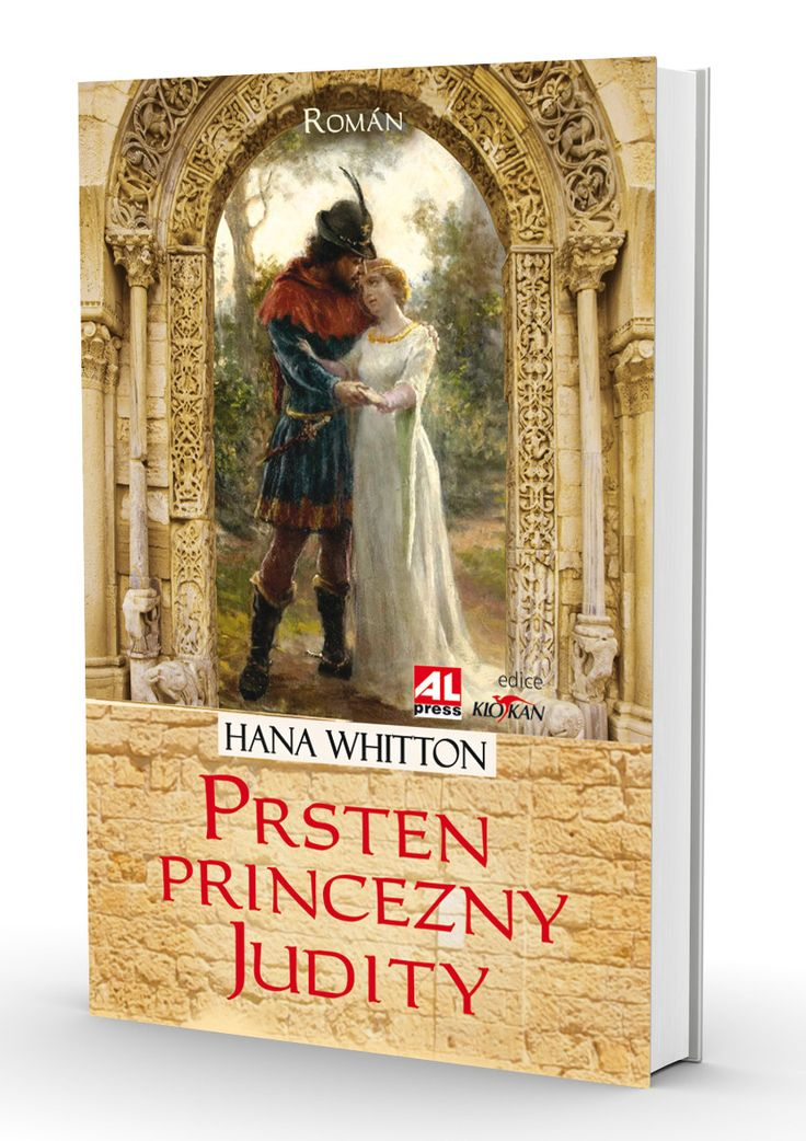 Prsten princezny Judity - Whitton Hana http://www.alpress.cz/prsten-princezny-judity-figurkou-na-sachovnici-premyslovcu/
