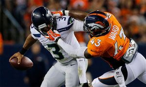 AFC West faces Hawks for preseason - Fun times! Seahawks to face Broncos, Chiefs, Chargers and Raiders in preseason