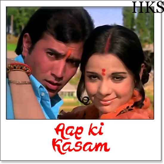 http://hindikaraokesongs.com/chori-chori-chupke-chupke-aap-ki-kasam.html   Name of Song - Chori Chori Chupke Chupke Album/Movie Name - Aap Ki Kasam Name Of Singer(s) - Lata Mangeshkar Released in Year - 1974 Music Director of Movie - R. D. Burman Movie Cast - Rajesh Khanna, Mu...