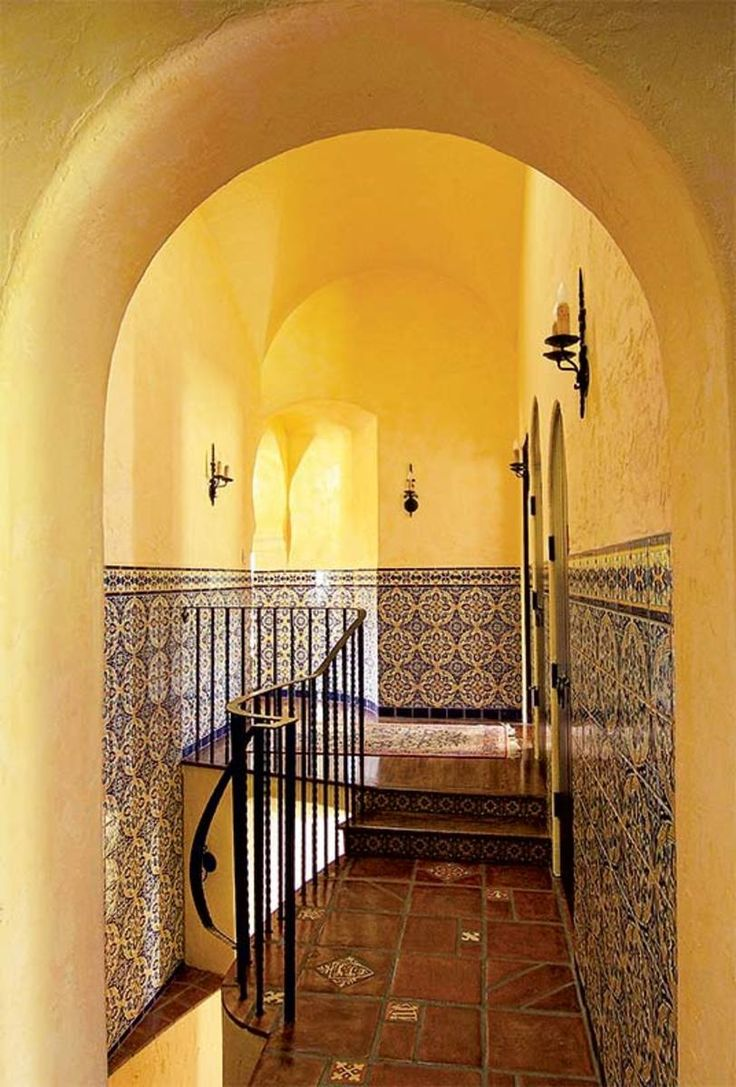 855 best Tile Style images on Pinterest   Spain, Spanish and Spanish ...